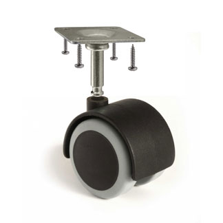 Plate Assembly Casters