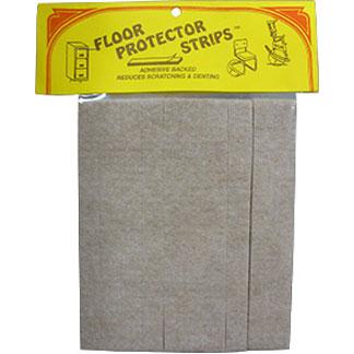 Felt Floor Protector Strips