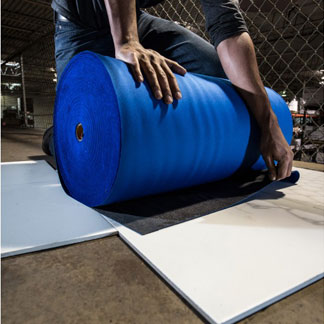 Neo-Shield Blue Roll Large