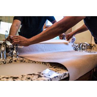 Water Resistant Kraft Paper