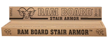 Stair Armor by Ram Board